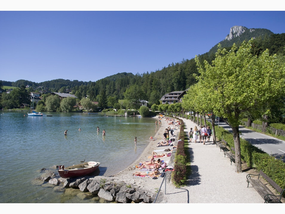 Alpine Lakes and Swimming Pools