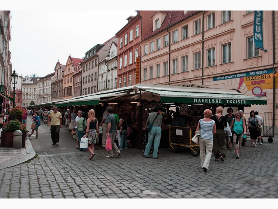 Prague's Best Street Markets