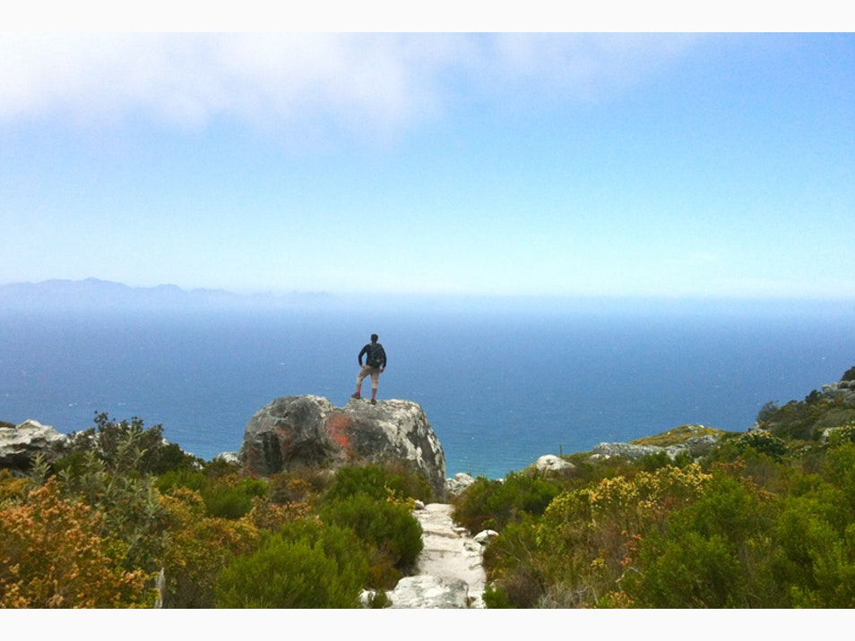 Hiking the Western Cape
