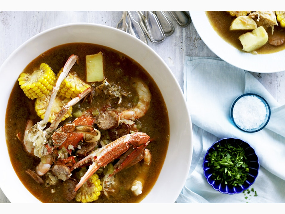 From She-Crab Soup to Frogmore Stew