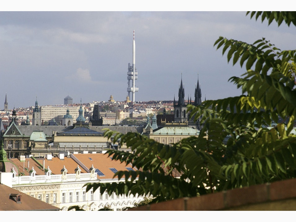 Beyond Prague's Historic Core
