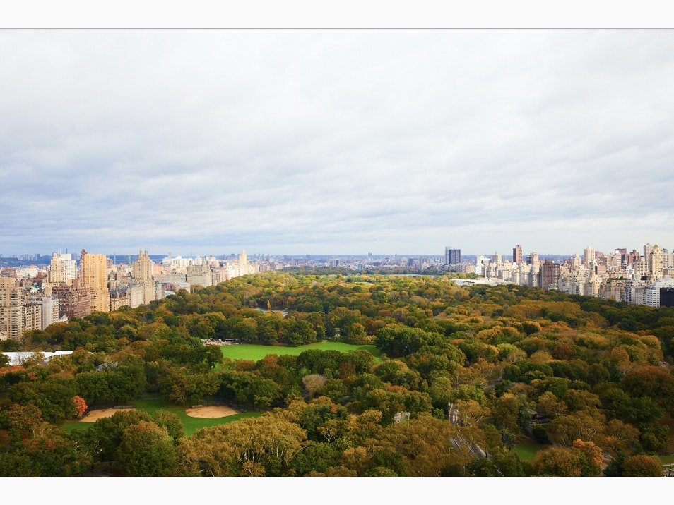 Central Park in its Autumn Glory