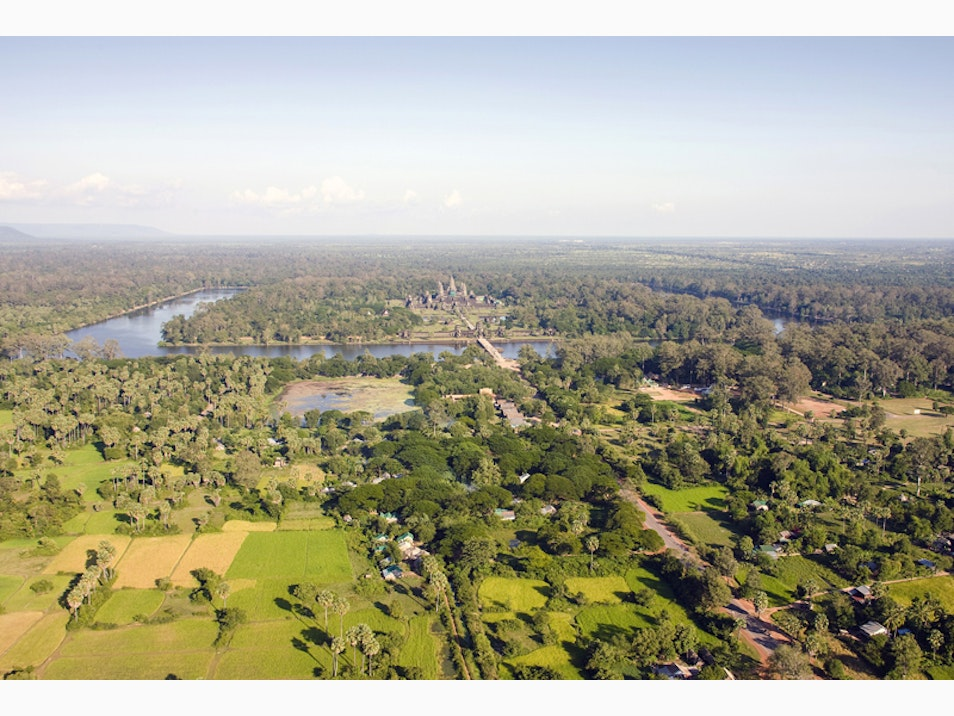 See Angkor from Above
