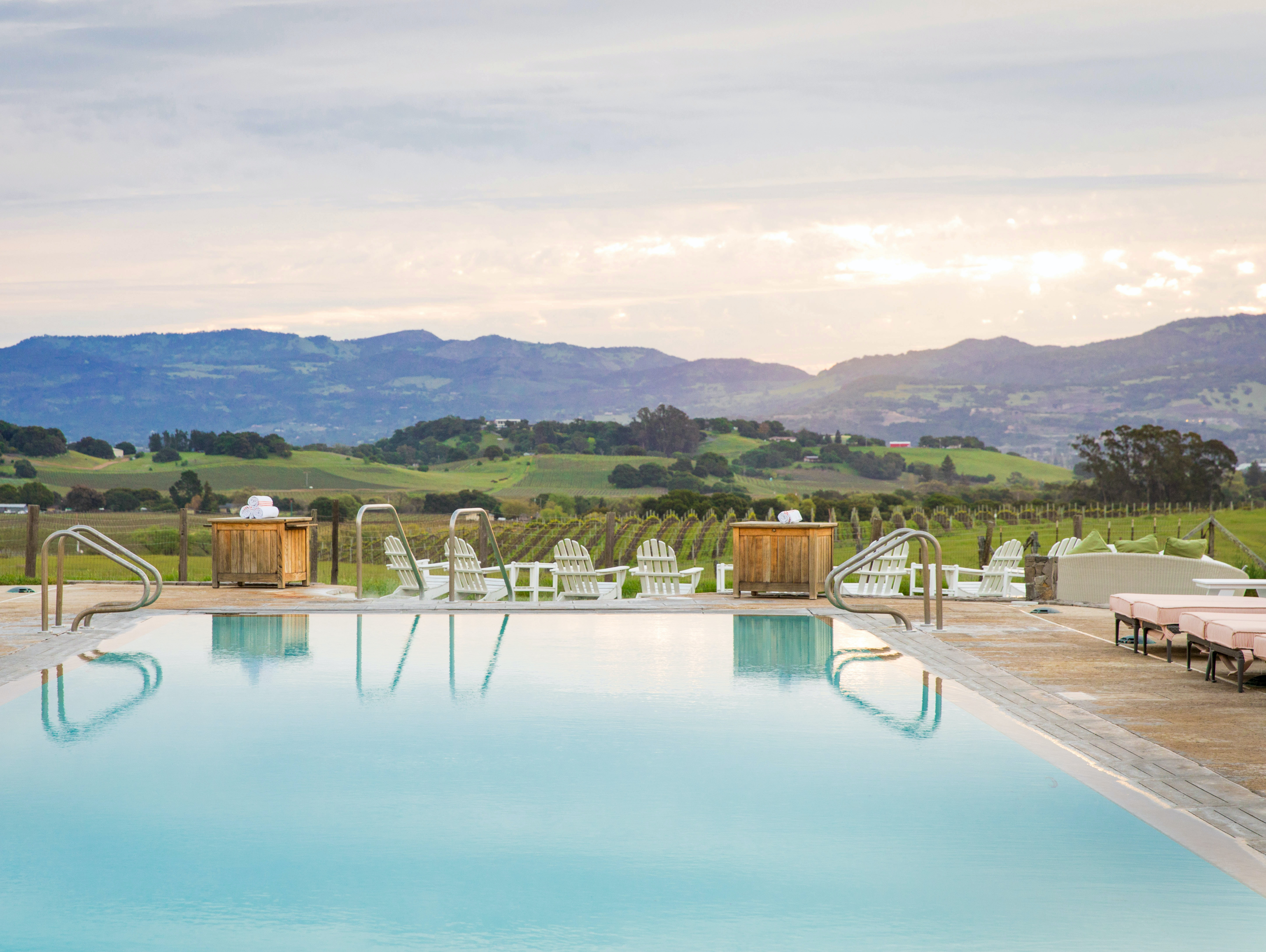 The Best Luxury Hotels in Northern California Wine Country